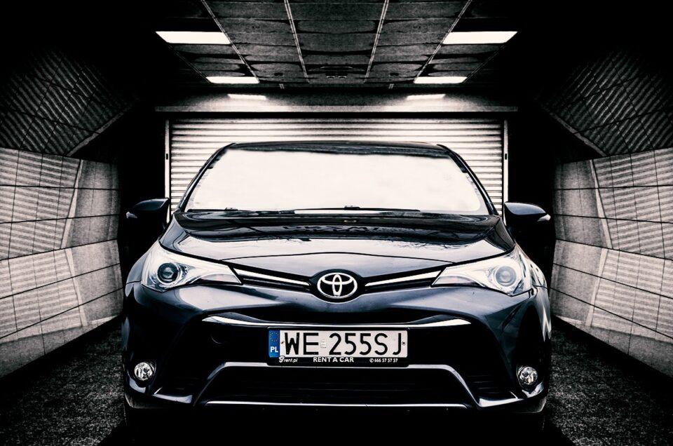 Toyota Avensis Multidrive
