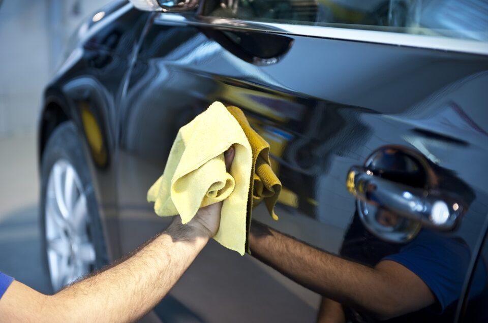 dbanie o auto z wypożyczalni