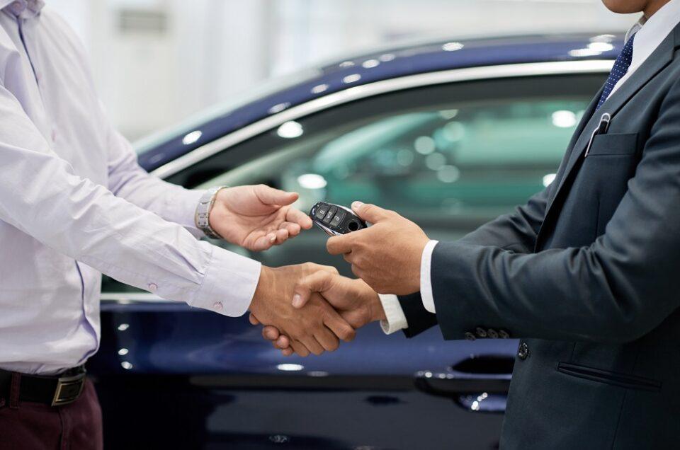odpowiedzialność za wypożyczone auto
